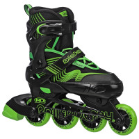 Roller Derby - Carver Boys Size Adjustable Inline Skates + Protective Pack 3rd view