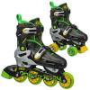 Roller Derby - Flux Boys 2in1 Inline or Quad Size Adjustable Skates 2nd view