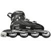 Roller Derby - V-Tech 500 Boys Size Adjustable Inline Skates Black White (Large 6-9) 3rd view