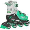 Roller Derby - V-Tech 500 Girls Size Adjustable Inline Skates Mint (Large 6-9) 2nd view
