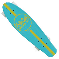 Roller Derby Roller  Skateboard - Retro Blue Tint