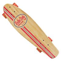 Roller Derby Roller  Skateboard - Retro Natural