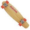 Roller Derby Roller  Skateboard - Retro Natural 2nd view