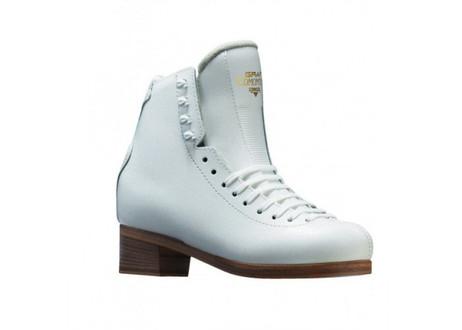 Ice Skates Graf Edmonton Special -Size 1 S White ONLY *50% OFF*