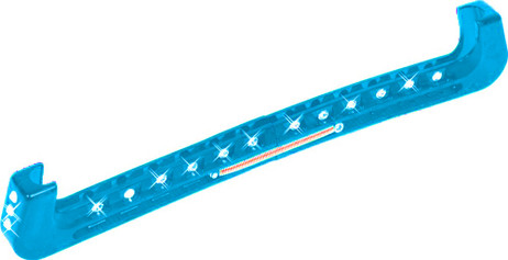 Jerrys Skating World Crystal Skate Guards Turquoise
