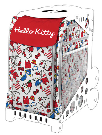 Zuca Sport Insert -  Hello Kitty, Say Hello