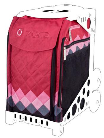 Zuca Sport Insert -  Pink Diamonds