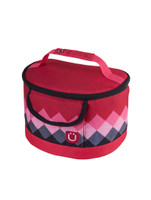 Zuca Lunchbox  Pink Diamonds