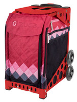 Zuca Sport Bag - Pink Diamonds