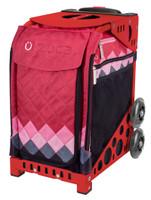 Zuca Sport Bag - Pink Diamonds
