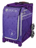 Zuca Sport Bag - Skates & Bows