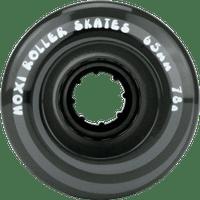 Moxi Juicy Quad Roller Skate Outdoor Wheels (4 set)