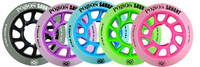 Jackson Atom Wheels - Poison  Savant