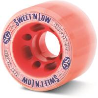 Sure-Grip Sweet & Low Skate Wheels (Set of 8)