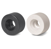 Sure-Grip Velvet Roller Skate Wheels (Set of 8)