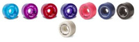 Sure-Grip Fame Artistic Indoor Wheels (Set of 8)