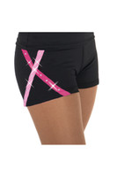 Jerry's 456 X-Bling Ice Skating Shorts - Pink