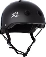 S1 Lifer Helmet - Black Gloss