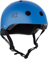 S1 Lifer Helmet - Cyan Matte