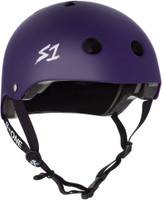 S1 Lifer Helmet - Purple Matte