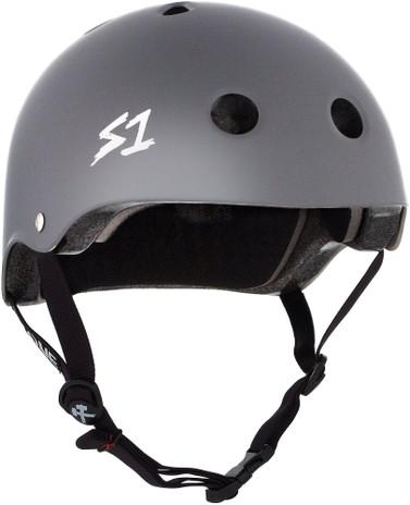 S1 Lifer Helmet - Dark Grey Matte
