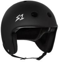 S1 Retro Lifer Helmet - Black Matte