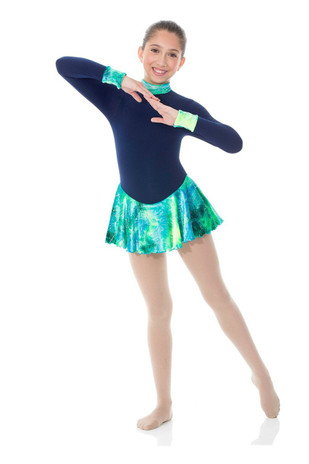 Mondor Figure Skating Polartec Figure Skating Dress 4403 -KS