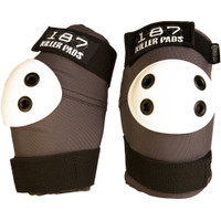 187 Killer Pads Elbow Pads - Grey/White