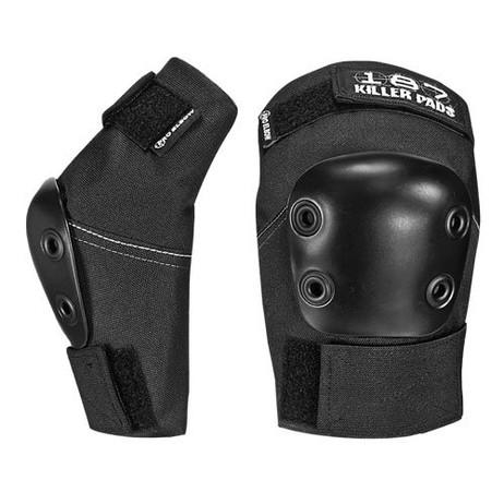 187 Killer Pads Pro Elbow Pads - Black