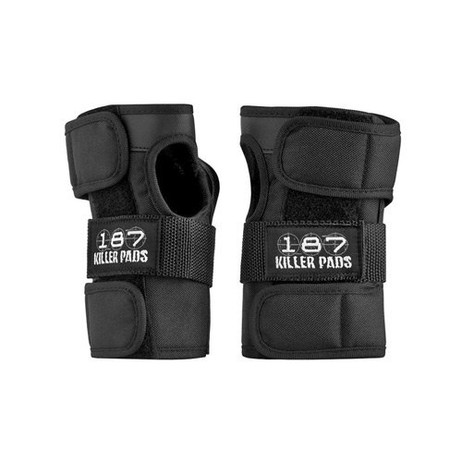 187 Killer Pads Wrist Guard - Black