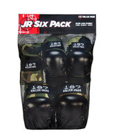 187 Killer Pads Jr Six Pack - Camo