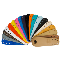 Riedell Leather Toe Guards
