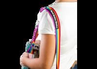Moxi Skate Leash - Rainbow