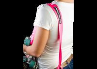 Moxi Skate Leash - Pink