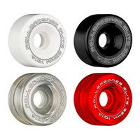 Rollerbones Art Elite Competition Roller Skate Wheels (Set of 8)