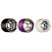 Rollerbones Turbo Bonnie Thunders Signature Rollerskate Wheel (62mm, Set of 8)