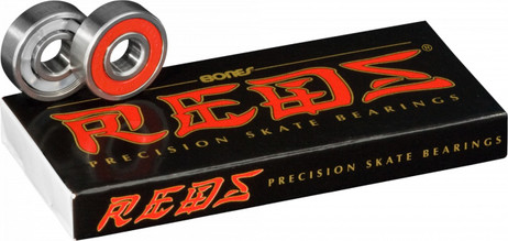 Bones® REDS® Skateboard Bearings  (Set of 8)