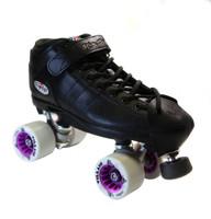Riedell Quad Roller Skates - R3 Speed Villian
