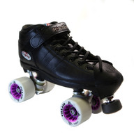 Riedell Quad Roller Skates - R3 Speed Villian
