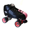 Riedell Quad Roller Skates - R3 Speed Halo 2nd view