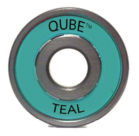 Sure Grip Qube Teal Bearings