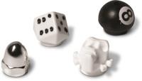 Sure Grip Rock Crazy Nuts(Set of 4)
