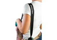 Moxi Skate Leash - Black