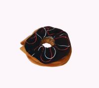 Fun Food Ice Skating Soakers-  Chocolate Marble Swirl