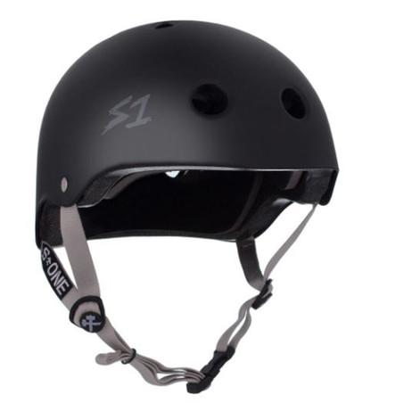 S1 Lifer Helmet - Keeping Vert Dead Collaboration (Black Matte)