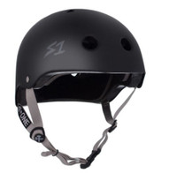 S1 Lifer Helmet - Keeping Vert Dead Collaboration (Black Matte)