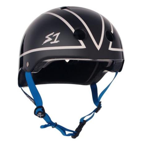 S1 Lifer Helmet - Lonny Hiramoto Collab  (Black Gloss)