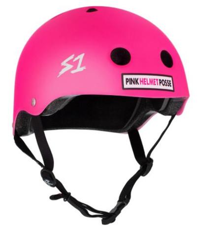 S1 Lifer Helmet - Pink Helmet Posse