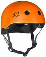 S1 Lifer Helmet - Orange Matte