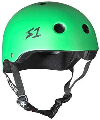 S1 Lifer Helmet - Kelly Green Matte